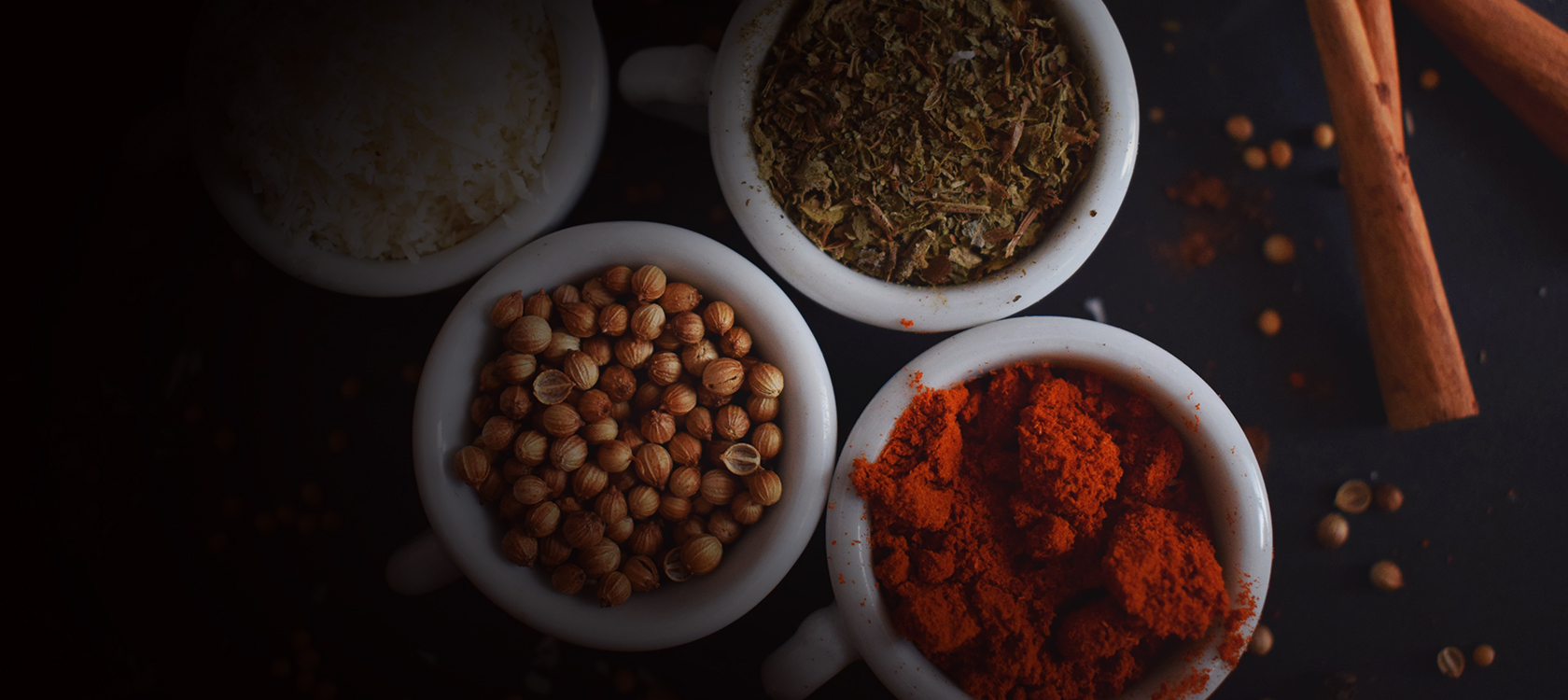 ingredients flavourings spices